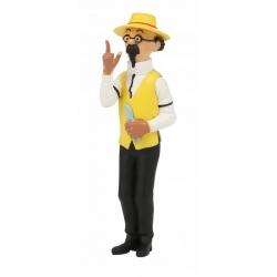 Figura de colección Tintín, Tornasol jardinero 8cm Moulinsart 42516 (2020)