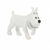 Figurine de collection Tintin, Milou messager 4cm Moulinsart 42510 (2020)