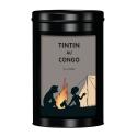 Café moulu Moulinsart Tintin au Congo colorisé, Feu de Camp (250g)