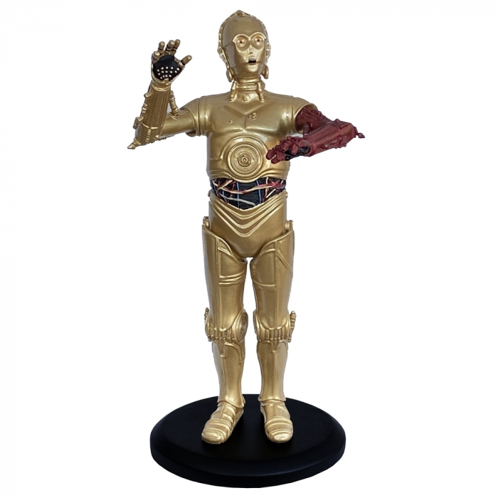 Figurine de collection Star Wars C-3PO V3 Attakus 1/10 SW040 (2017)