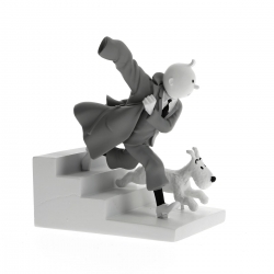 Collection figurine Tintin and Snowy in action Hors-Série N°6 42173 (2014)