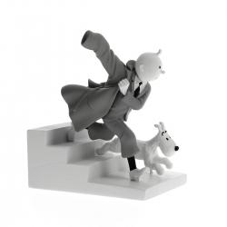 Figura de colección Tintín et Milú en acción Hors-Série N°6 42173 (2014)