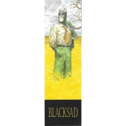 Marque-page en papier Blacksad, Amarillo (50x170mm)
