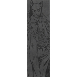 Paper Bookmark Blacksad, Smoking Portrait (50x170mm)