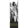 Marcapáginas de papel Blacksad, Nueva York (50x170mm)