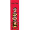 Paper Bookmark Lucky Luke, Dalton Brothers (50x170mm)