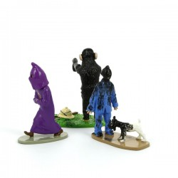 Figurine Pixi / Moulinsart: Tintin Trio - 46220 (2006)