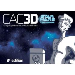 Catálogo cac3d de figuras Star Wars Sideshow / Attakus / Hot Toys (2020)
