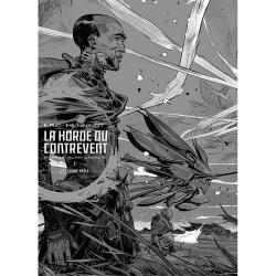 Deluxe album Black & White La Horde du Contrevent: L'Escadre Frêle (2020)