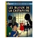 Tintin album: Les bijoux de la Castafiore Edition fac-similé colours 1963