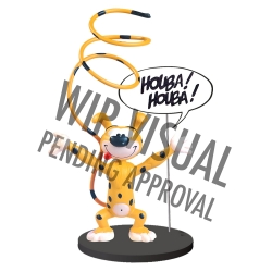 Figura de colección Plastoy Marsupilami contento Houba ! Houba ! 66606 (2020)