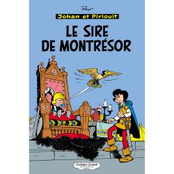 Album de luxe Golden Creek Studio Johan et Pirlouit: Le Sire de Montrésor (2020)