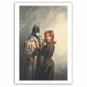 Poster offset Blacksad, John and Natalia Willford (40x60cm)