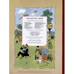 Album de Tintin: Coke en Stock Edition fac-similé couleurs 1958