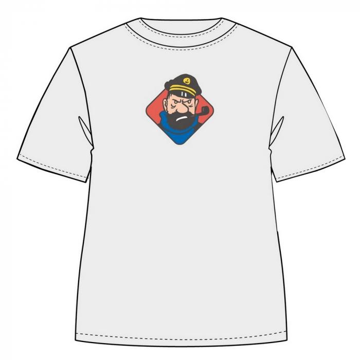 Camiseta Moulinsart de Tintín, insultos del Capitán Archibaldo Haddock (2020)