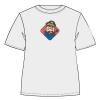 T-shirt Moulinsart de Tintin, les insultes du Capitaine Archibald Haddock (2020)