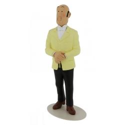 Figura de colección Tintín Néstor el mayordomo  Moulinsart 25cm 46014 (2020)