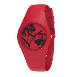 Silicone Watch Moulinsart Ice-Watch Corto Maltese Sport Skin Duo S 82449 (2020)