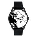 Leather Watch Moulinsart Ice-Watch Corto Maltese Seagulls Classic L 82451 (2020)