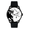Montre cuir Moulinsart Ice-Watch Corto Maltese Mouettes Classic L 82451 (2020)
