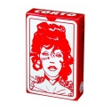 52 Traditional playing cards Corto Maltese (Red)