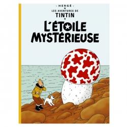Álbum de Tintín: L'étoile mystérieuse Edición fac-similé colores 1942