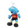 Peluche doudou Puppy Los Pitufos: El Pitufo futbolista Belgium 20cm (755296)