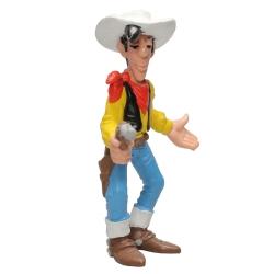 Lucky Luke Schleich® Figurine - Lucky Luke with colt (1984)