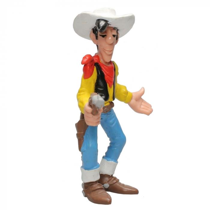 Figura Schleich® Lucky Luke - Pistola en mano (1984)