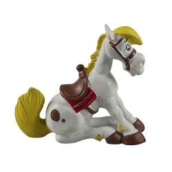 Lucky Luke Schleich® Figurine - Jolly Jumper sitting (1984)