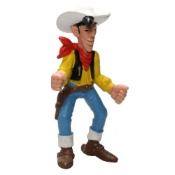 Lucky Luke Schleich® Figurine - Ready for a fight (1984)