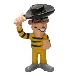 Lucky Luke Schleich® Figurine - Joe Dalton saluding (1984)