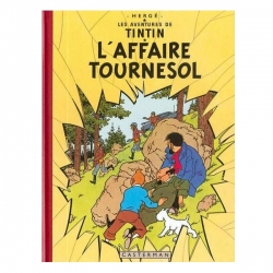 Album de Tintin: L'affaire Tournesol Edition fac-similé couleurs 1956
