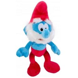Soft Cuddly Toy Puppy The Smurfs: Papa Smurf 25cm (755232)
