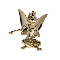 Figura de colección Leblon-Delienne Disney Peter Pan (Campanilla Cromado Oro)