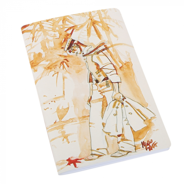 Notebook Corto Maltese, Pacific (12,5x20cm)