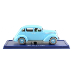 Coche de colección Tintín: el Taxi azul Ford V8 Nº25 29025 (2003)
