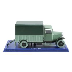 Voiture de collection Tintin: le camion d'opium Nº53 29053 (2006)