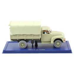 Coche de colección Tintín: el camión d'Alcazar, Chevrolet 6400 Nº62 29062 (2006)