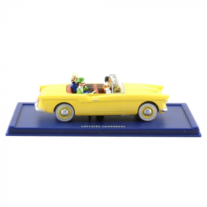 Collectible car Tintin: The Border Car Nº16 29016 (2002)