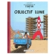 Tintin album: Objectif Lune Edition fac-similé colours 1953
