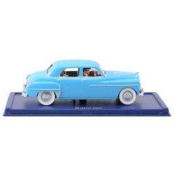 Coche de colección Tintín y Milú en la Dodge Coronet Nº30 29030 (2004)