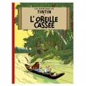 Album de Tintin: L'oreille cassée Edition fac-similé couleurs 1943
