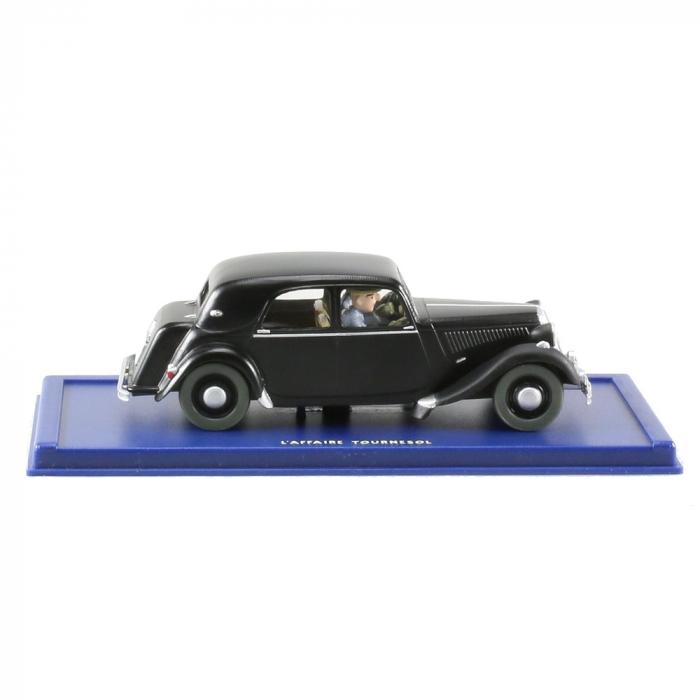 Collectible car Tintin: the Citroën 15/6 Nº22 29022 (2003)