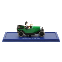 Collectible car Tintin: Thomson and Thompson in Citroën 5HP Nº17 29017 (2003)