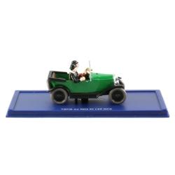 Voiture de collection Tintin: 5HP Citroën des Dupond et Dupont Nº17 29017 (2003)