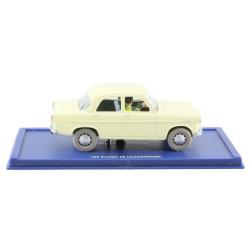 Voiture de collection Tintin: La Limousine Chrysler Six Nº52 29052 (2006)