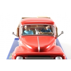 Collectible car Tintin and Snowy in the The red truck Nº61 29061 (2006)
