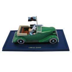 Collectible car Tintin: The Machine Gun car Nº08 29007 (2002)