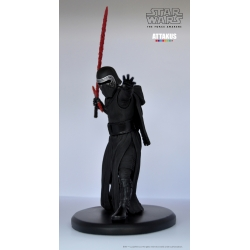 Figura de colección Star Wars Kylo Ren Attakus 1/10 SW036 (2017)